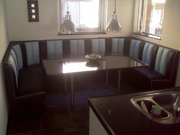 Eethoekbanken Keuken : Dining Booths for Home Use