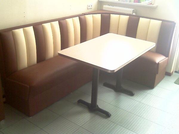 Betere Dinerbank, wandbank, keukenbank voor partikulier op maat gemaakt LX-49